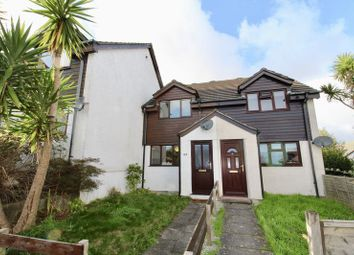 Thumbnail 2 bed end terrace house to rent in Alderwood Parc, Penryn