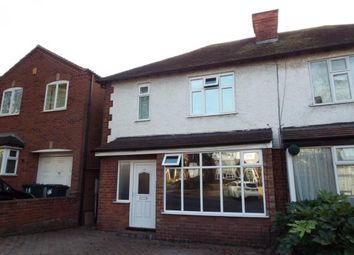 Thumbnail 3 bed semi-detached house for sale in Breckhill Road, Woodthorpe, Nottingham
