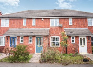 Thumbnail 3 bed terraced house for sale in Kings Park Drive, Coventry