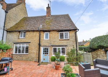 Thumbnail 3 bed detached house for sale in The High Road, Felmersham, Bedford