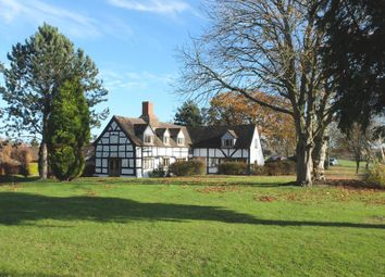 Thumbnail Detached house for sale in The Veldt House, Much Marcle, Ledbury, Herefordshire