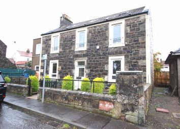 Thumbnail 3 bed flat for sale in South Street East, Leslie, Glenrothes