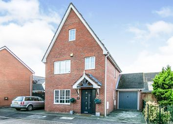 4 bed detached house for sale in Titus Way, Colchester CO4