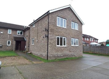 Thumbnail 1 bed flat to rent in Gainsborough Drive, Halesworth