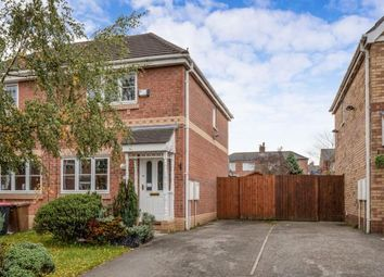 Thumbnail 3 bed semi-detached house for sale in Hinchley Way, Pendlebury, Swinton, Manchester