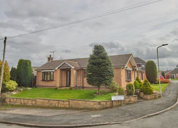 Thumbnail 3 bed detached bungalow for sale in Lychgate Close, Burbage, Hinckley