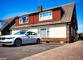Thumbnail 3 bed semi-detached house for sale in Hurcombe Way, Brockworth, Gloucester