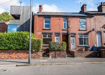 Thumbnail 3 bed terraced house for sale in Hackthorn Road, Sheffield