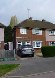 Thumbnail 3 bed semi-detached house for sale in Norwich Road, Walsall, West Midlands