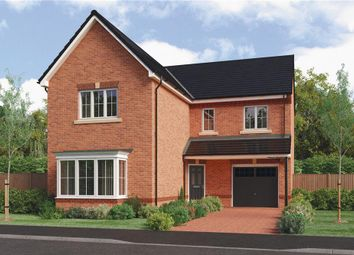 "Thumbnail 4 bedroom detached house for sale in ""The Travers"" at Parkside, Hebburn"