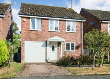 Thumbnail 4 bed detached house for sale in Farm Close, East Grinstead, West Sussex