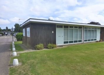 Thumbnail 2 bedroom property for sale in 201 Broadside Chalet Park Stalham, Norwich