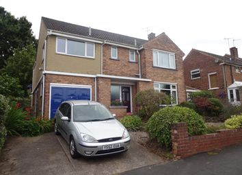 Thumbnail 4 bed detached house to rent in Carter Knowle Avenue, Sheffield