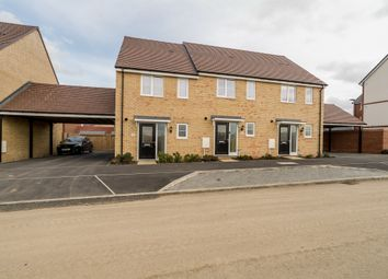Thumbnail 2 bed end terrace house for sale in Saint Vincent Avenue, Newton Leys, Milton Keynes