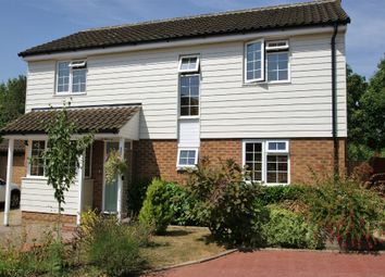 Thumbnail 4 bed detached house for sale in Honeybourne, Bishop's Stortford