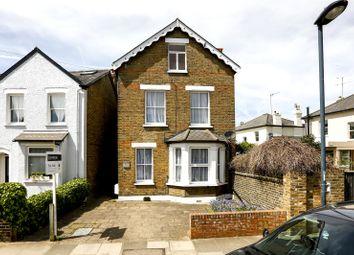 Thumbnail 4 bed detached house for sale in Bushy Park Road, Teddington