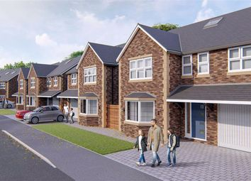 Thumbnail 4 bed detached house for sale in Hunters Courts, Hunters Lane, Stalybridge
