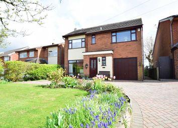 Thumbnail 4 bed detached house for sale in Preston Old Road, Freckleton, Preston