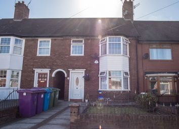 Thumbnail 3 bedroom terraced house for sale in Halewood Road, Liverpool