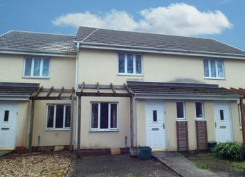 Thumbnail 2 bed terraced house for sale in Quarry Fields, Okehampton