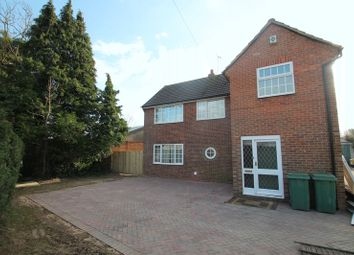 Thumbnail 4 bed detached house to rent in Badsell Road, Five Oak Green, Tonbridge