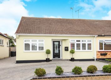Thumbnail 4 bed semi-detached bungalow for sale in Nevern Road, Rayleigh, Essex
