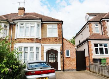 Thumbnail Semi-detached house for sale in Keith Road, Leamington Spa