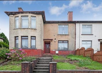 Thumbnail 3 bed flat for sale in Quarrybrae Street, Glasgow, Lanarkshire