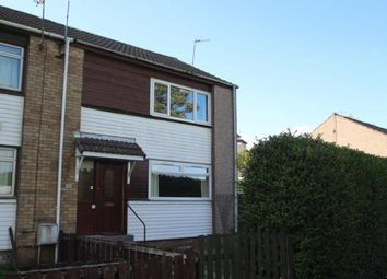 Thumbnail 2 bed end terrace house for sale in Netherhill Road, Paisley, Renfrewshire