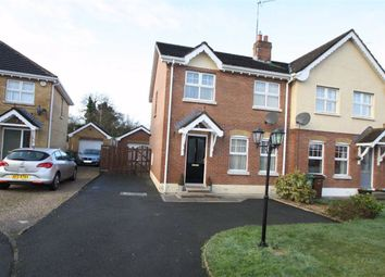 3 bed semi-detached house for sale in Woodvale, Dromara, Down BT25
