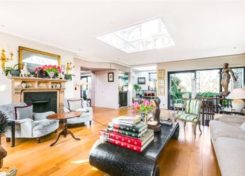 Thumbnail 4 bed flat to rent in Brechin Place, South Kensington, London