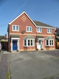 Thumbnail 3 bed detached house to rent in Fernleigh Close, Middlewich