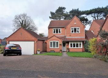 Thumbnail 4 bed detached house for sale in Pine View, Leicester Forest East