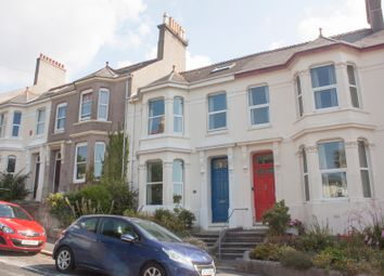 Thumbnail 5 bed terraced house for sale in Greenbank Avenue, Lipson, Plymouth