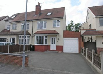 Thumbnail 3 bed semi-detached house for sale in Stourbridge, Wollaston, Apley Road