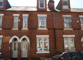 Thumbnail 3 bed terraced house for sale in St. Pauls Avenue, Hyson Green, Nottingham
