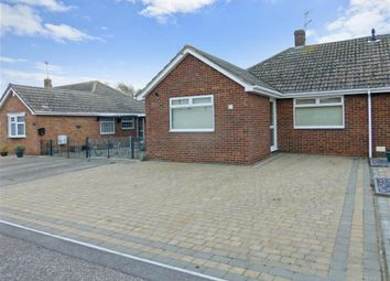Thumbnail 3 bed semi-detached bungalow for sale in Foxley Road, Queenborough, Kent
