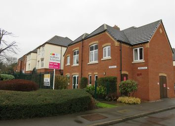 Thumbnail 2 bed flat for sale in Bradgate Road, Anstey, Leicester