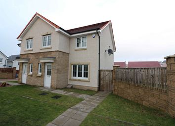 Thumbnail 3 bed semi-detached house for sale in Penicuik Way, Carntyne