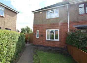 Thumbnail 2 bedroom semi-detached house for sale in Duke Barn Fields, Coventry