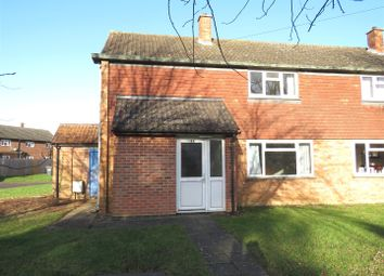Thumbnail 3 bed end terrace house to rent in Somerset Road, Wyton, Huntingdon