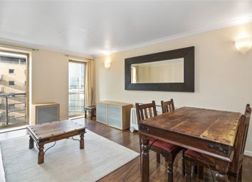 Thumbnail 1 bed flat to rent in Meridian Place, London
