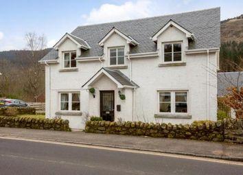 Thumbnail 4 bed property for sale in Strathyre, Callander, Stirlingshire