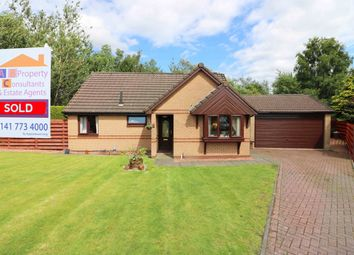 Thumbnail 3 bed detached house for sale in Carroglen Gardens, Sandyhills