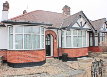 Thumbnail 3 bed bungalow for sale in Hamilton Avenue, Barkingside