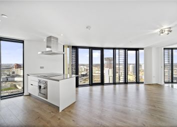 Thumbnail 3 bed flat to rent in Unex Tower, Station Street, London