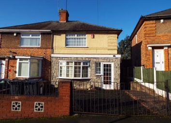 Thumbnail 3 bed semi-detached house for sale in Court Farm Road, Erdington, Birmingham, West Midlands