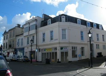Thumbnail 1 bed property to rent in Union Street, Torquay
