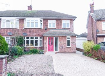 Thumbnail 4 bed semi-detached house for sale in Chelmer Drive, Hutton, Brentwood