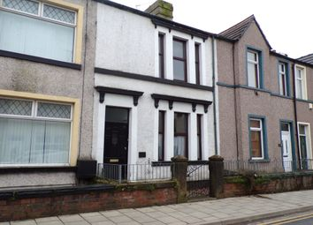 Thumbnail 3 bed terraced house for sale in Lapstone Road, Millom
